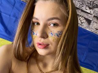 Sexy profilbilde av modellen  HollyMays, for et veldig hett live webcam-show!