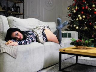 Velmi sexy fotografie sexy profilu modelky HotLexisX pro live show s webovou kamerou!