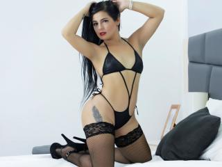 Picture of the sexy profile of JoliLorraine, for a very hot webcam live show !