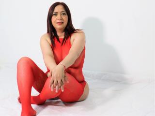 Velmi sexy fotografie sexy profilu modelky LadyTere pro live show s webovou kamerou!