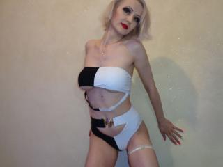SiliconeGirl模特的性感個人頭像,邀請您觀看熱辣勁爆的實時攝像表演!