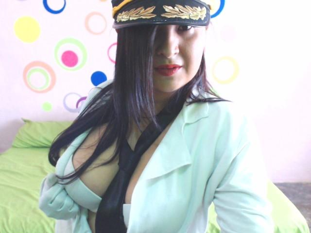 Picture of the sexy profile of SexyVeruska, for a very hot webcam live show !
