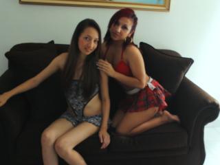 CataNDahiana - 在XloveCam?欣賞性愛視頻和熱辣性感表演