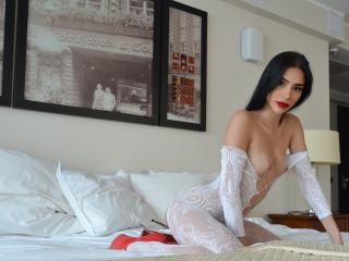 MariaFontaine - Spectacle hard avec cette Séduisante jeune jeune model en chaleur musclée sur XloveCam