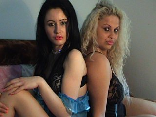 Picture of the sexy profile of 2WetCandies, for a very hot webcam live show !