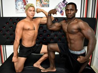 BlackGymBoys Xlovecam model photo