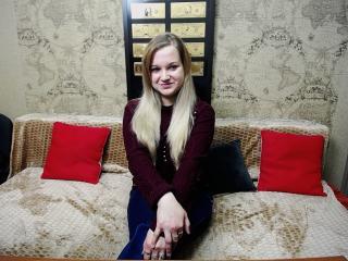 Foto de perfil sexy de la modelo AdeleWhite, ¡disfruta de un show webcam muy caliente!