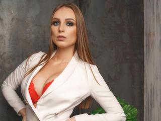 Velmi sexy fotografie sexy profilu modelky AffyKiss pro live show s webovou kamerou!