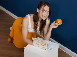 Velmi sexy fotografie sexy profilu modelky AgataAvocado pro live show s webovou kamerou!