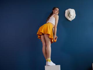 Hình ảnh đại diện sexy của người mẫu AgataAvocado để phục vụ một show webcam trực tuyến vô cùng nóng bỏng!