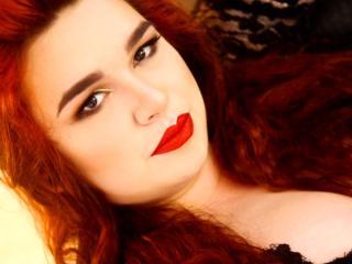 Velmi sexy fotografie sexy profilu modelky AgnesMiracle pro live show s webovou kamerou!