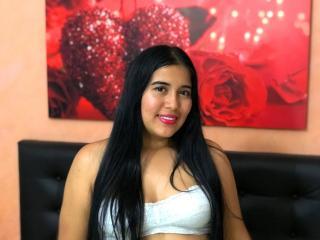 Velmi sexy fotografie sexy profilu modelky AishaSmith pro live show s webovou kamerou!