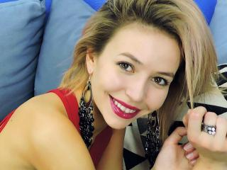 Velmi sexy fotografie sexy profilu modelky AlanaCox pro live show s webovou kamerou!