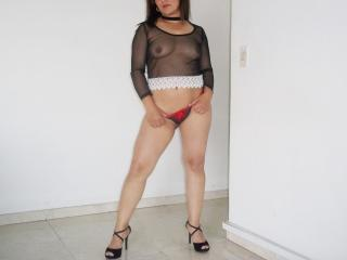 Photo de profil sexy du modèle AleidaKing, pour un live show webcam très hot !