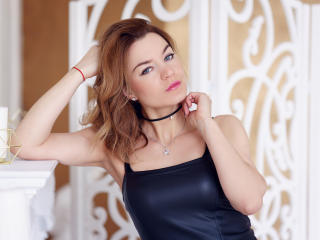 Velmi sexy fotografie sexy profilu modelky AlexaCreamy pro live show s webovou kamerou!