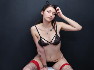 Picture of the sexy profile of AliceKh, for a very hot webcam live show !