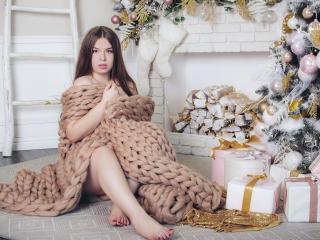 Velmi sexy fotografie sexy profilu modelky AlinaSunny pro live show s webovou kamerou!