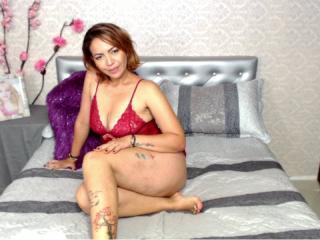 Model AlizeeFontainex'in seksi profil resmi, çok ateşli bir canlı webcam yayını sizi bekliyor!