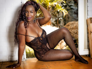 Sexy profilbilde av modellen  AlliseHot, for et veldig hett live webcam-show!