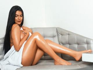 Velmi sexy fotografie sexy profilu modelky AllisonCarter pro live show s webovou kamerou!