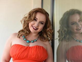 Hình ảnh đại diện sexy của người mẫu AllyMoore để phục vụ một show webcam trực tuyến vô cùng nóng bỏng!