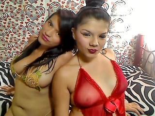 Photo de profil sexy du modèle AmazinGirls, pour un live show webcam très hot !