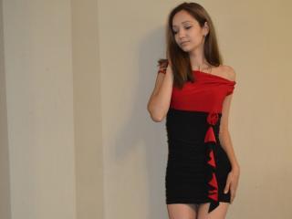 Velmi sexy fotografie sexy profilu modelky AnastasyHot pro live show s webovou kamerou!