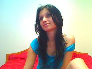 Foto de perfil sexy de la modelo angelinababe, ¡disfruta de un show webcam muy caliente!