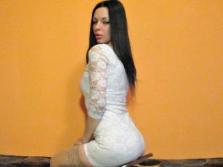 Picture of the sexy profile of AnjelinaCute, for a very hot webcam live show !
