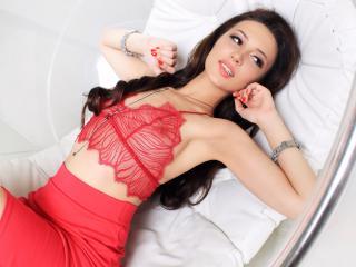 Velmi sexy fotografie sexy profilu modelky AnnaBelleHottest pro live show s webovou kamerou!