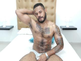 Picture of the sexy profile of Antony69, for a very hot webcam live show !