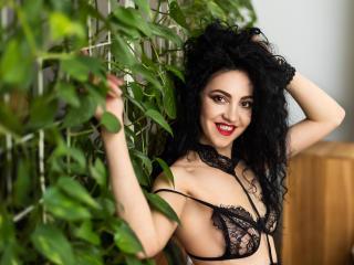 Foto de perfil sexy de la modelo AriaRobins, ¡disfruta de un show webcam muy caliente!