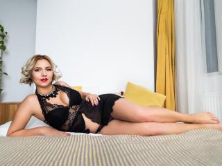 Velmi sexy fotografie sexy profilu modelky ArynnaDivya pro live show s webovou kamerou!