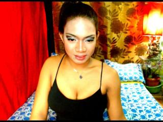 Picture of the sexy profile of AsianJolieWapak, for a very hot webcam live show !