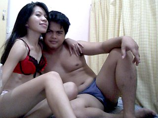 Picture of the sexy profile of asianxcouple, for a very hot webcam live show !