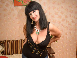 Picture of the sexy profile of AvrilGoldenHeart, for a very hot webcam live show !