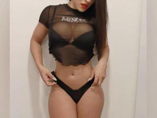 Velmi sexy fotografie sexy profilu modelky bellafontainex pro live show s webovou kamerou!