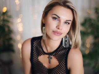 Sexet profilfoto af model BelleLisaG, til meget hot live show webcam!