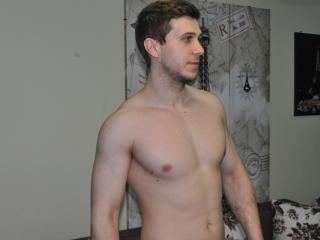 Picture of the sexy profile of BlakeDias, for a very hot webcam live show !