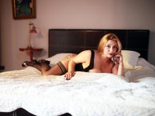 Velmi sexy fotografie sexy profilu modelky BridgetFontaine pro live show s webovou kamerou!