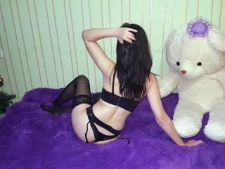 Velmi sexy fotografie sexy profilu modelky CamilleAmber pro live show s webovou kamerou!