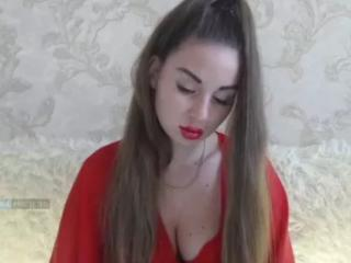 Photo de profil sexy du modèle CatalinaDeep, pour un live show webcam très hot !