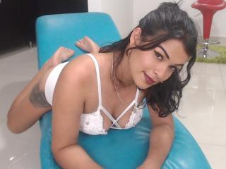 Velmi sexy fotografie sexy profilu modelky CatalinaMayson pro live show s webovou kamerou!