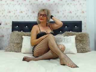 Velmi sexy fotografie sexy profilu modelky ChelyBlondex pro live show s webovou kamerou!