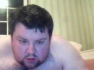 Picture of the sexy profile of Chubby, for a very hot webcam live show !