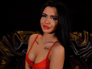Model CiarraDream'in seksi profil resmi, çok ateşli bir canlı webcam yayını sizi bekliyor!