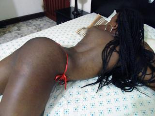 Picture of the sexy profile of Conejitaycane, for a very hot webcam live show !