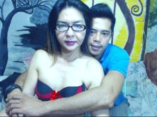 Hình ảnh đại diện sexy của người mẫu CoupleHottLove để phục vụ một show webcam trực tuyến vô cùng nóng bỏng!