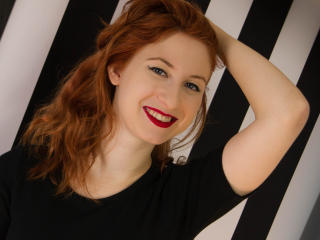 Sexet profilfoto af model DaisyPlay, til meget hot live show webcam!