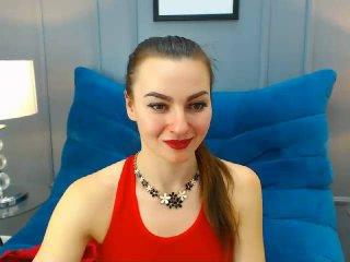 Velmi sexy fotografie sexy profilu modelky DDAbby pro live show s webovou kamerou!